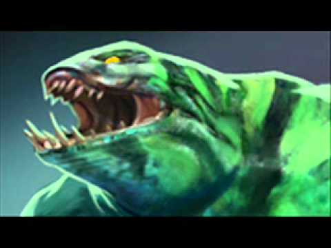 Tidehunter Dota 2 Item Build Dota 2 Sounds Tidehunter