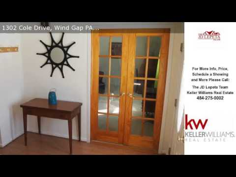 1302 Cole Drive, Wind Gap, PA Presented by The JD Lepeta Team.