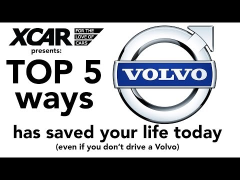 Top 5 ways Volvo Has Saved Your Life Today (even if you don't drive one) - XCAR