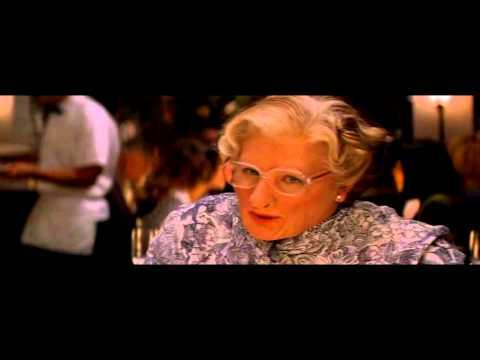 MRS DOUBTFIRE: Cena di compleanno
