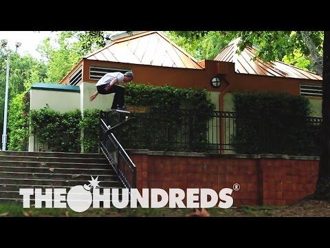 THE HUNDREDS FALL 2012 :: SKATEBOARDING TEAM LOOKBOOK SHOOT