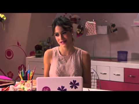 Violetta 2  Vilu canta  Tienes el talento  a Diego per il compleanno   Episodio 56 - [HQ]