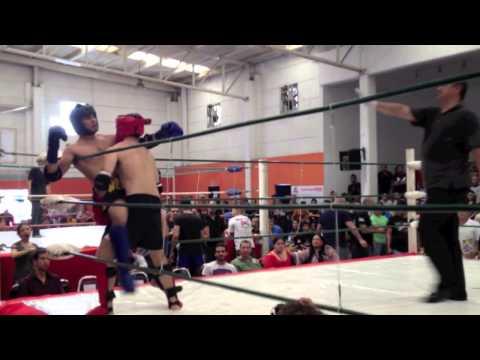 pelea de Alejandro Sanchez