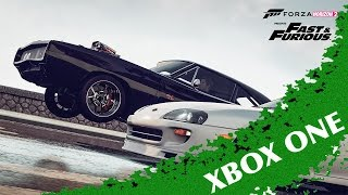 Нитро обзор - Forza Horizon 2 Presents Fast & Furious