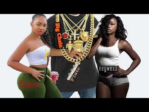 Flute Riddim Mix (Part 1)Dj Shil,Keks Mafia,Trilla G,DeLuxe F,Strive Star & More (2019 Bouyon)