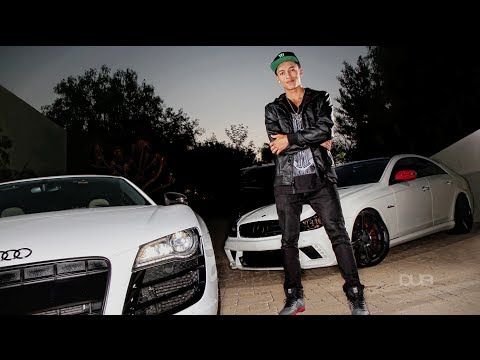 Nyjah Huston : Automotive Flow (Issue 88 Shoot)