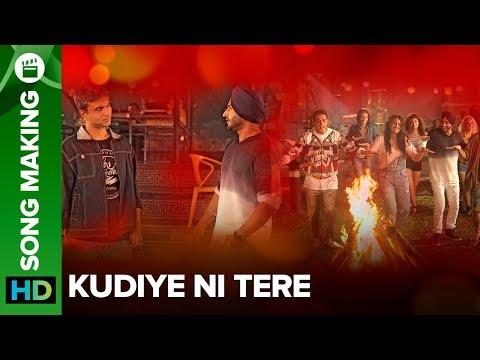 Making Of Kudiye Ni Tere | Happy Phirr Bhag Jayegi | Sonakshi Sinha, Jimmy Shergill, Jassie Gill