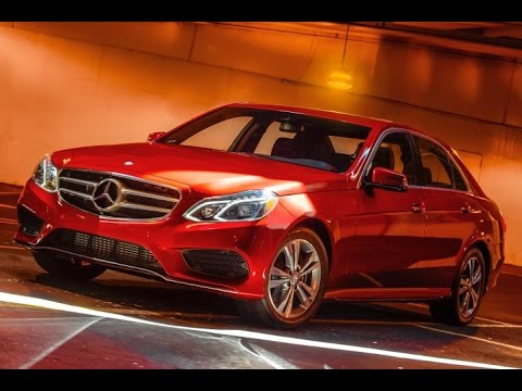 2016 Mercedes E-Class (E250) Start Up and Review 2.1 L Twin Turbo 4-Cylinder Diesel