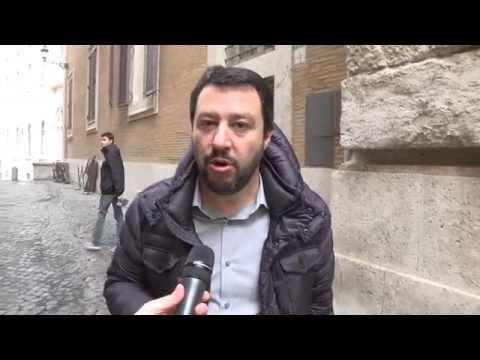 Pensioni - Salvini: oggi muore la democrazia. Vaffanculo non finisce qui