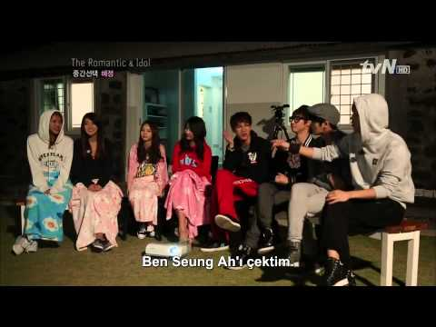 [121202] Mir - The Romantic & Idol EP4 [Türkçe Altyazılı / Turkish Subtitle]