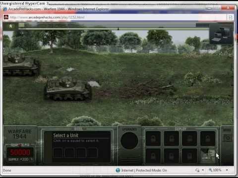 Warfare Tank Hacked Warfare 1944 Massive Tank