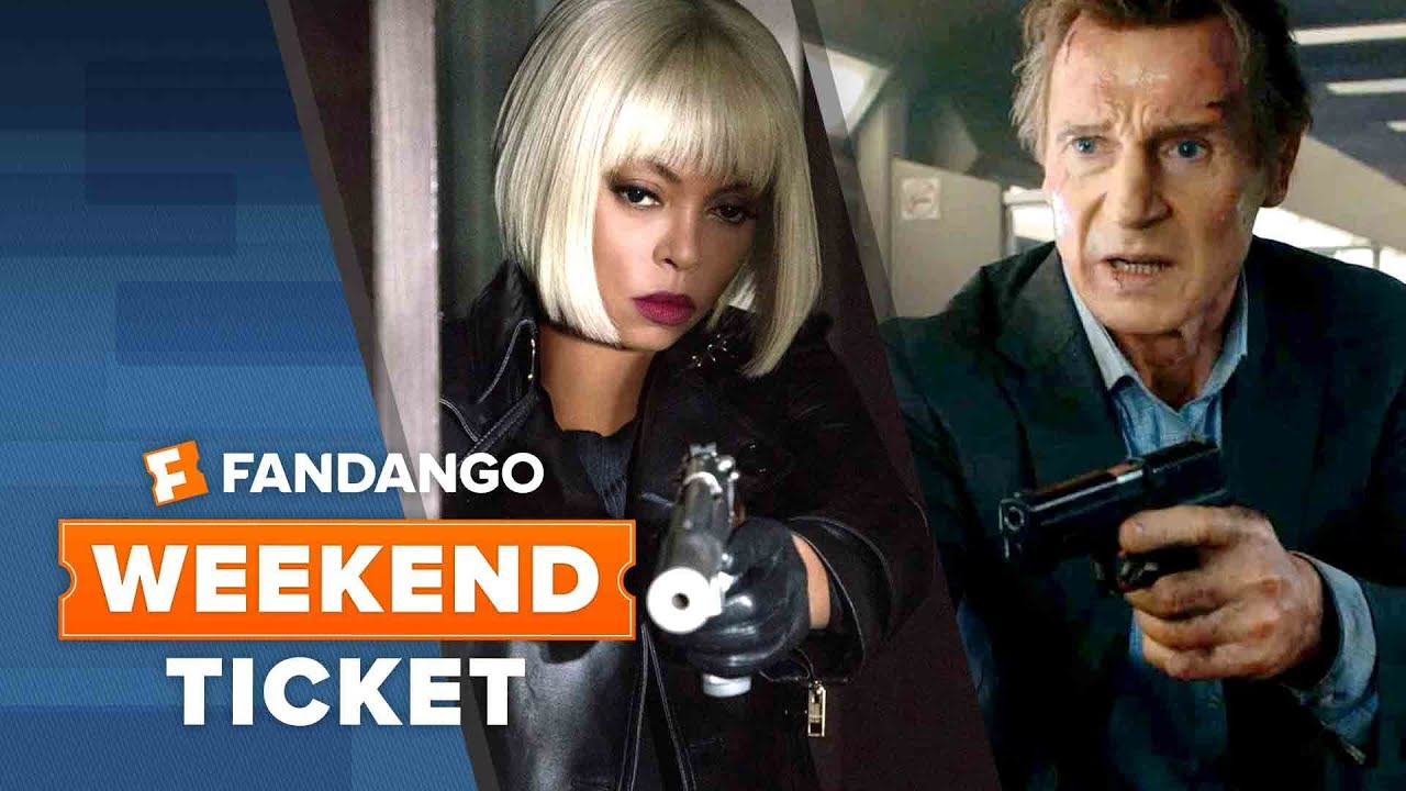 Weekend Ticket - Proud Mary, The Commuter, Paddington 2