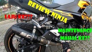 REVIEW kawasaki Ninja250 2018   SC Project Exhaust