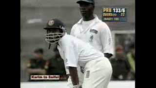 ICC Trophy Final 1997: Bangladesh vs Kenya