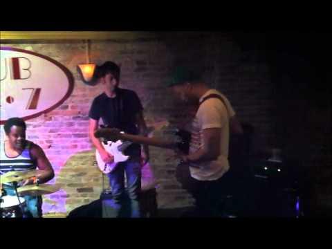 Dana Hawkins (Drums), Dawoud Said (Keys), Vernon Prout (Bass) -