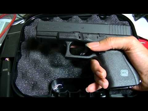 GLOCK 23 4th Gen review and unboxing!!!