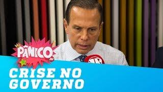 Doria fala sobre crise no governo Bolsonaro: 'Não é razoável que os filhos interfiram no governo'