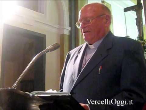 STROPPIANA —  celebrazione dei 50 anni di Sacerdozio di Don Marcello Novella