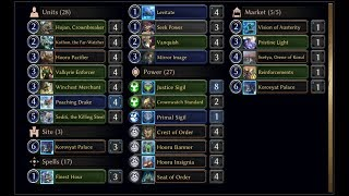 Eternal CCG - Dark Frontier - Sediti Fliers