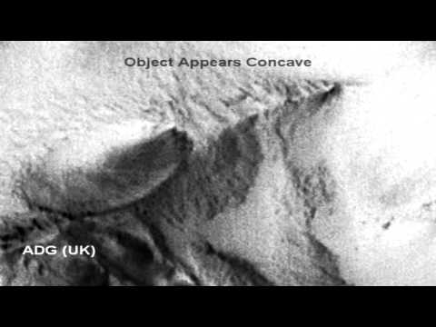 Ancient UFO Caught By Mars Surveyor? 2014 HD Available