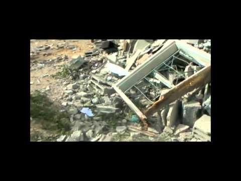 Jabalia Refugee Camp after Israeli airstrike 12/03/2012, GAZA