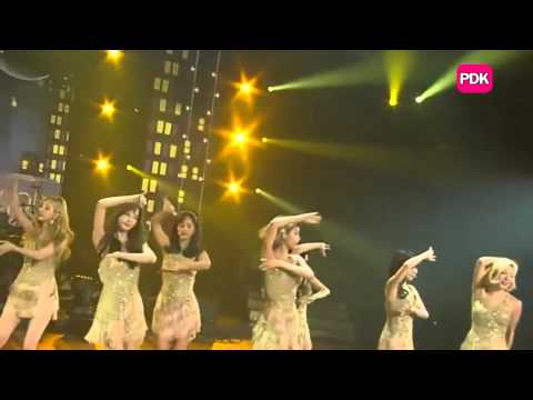 MR Removed Girls' Generation 소녀시대   Lion Heart 3