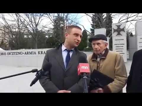 Braun, Winnicki, Michalkiewicz O Ustawie 447 I żydowskich Roszczeniach - Konf. Prasowa Konfederacji