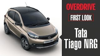 Tata Tiago NRG launched in India | Prices, details and specifications | OVERDRIVE