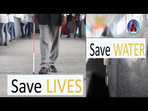 Save Water Save Lives | Social Awareness Concept | Kai Tv Media