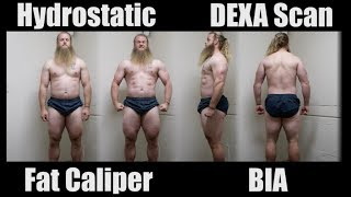 download lagu Body Fat Test Comparison: Hydrostatic, Skin Fold, Dexa Scan, gratis