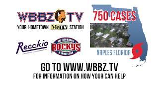 WBBZ-TV Hometown Hurricane Relief Efforts
