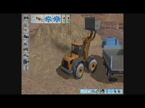 Bagger Simulator 2011 Demo Gameplay   (HD)
