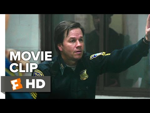 Patriots Day Movie CLIP - Release the Pictures (2016) - Mark Wahlberg Movie