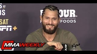 Jorge Masvidal: No Beef w/ Askren or I'd be Waiting at his House Right Now