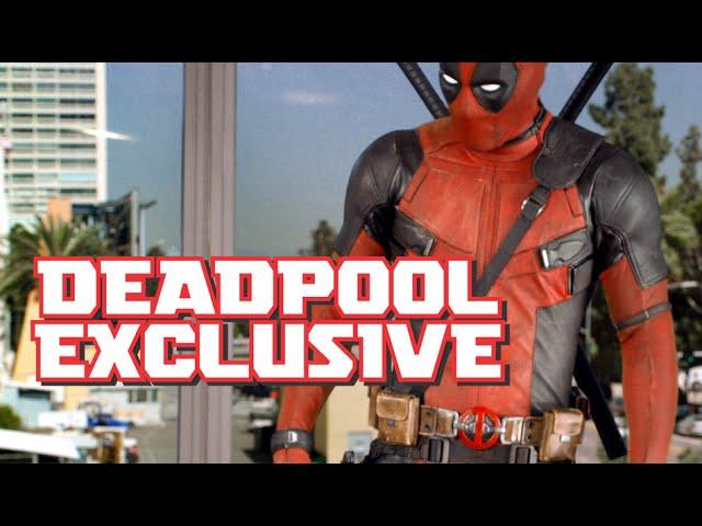 Ryan Reynolds Addresses the Deadpool PG-13 Rating (HD) JoBlo.com Exclusive