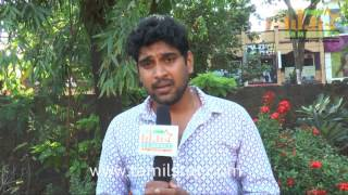 Rahul Bhaskaran At Vizhithiru Movie Press Meet