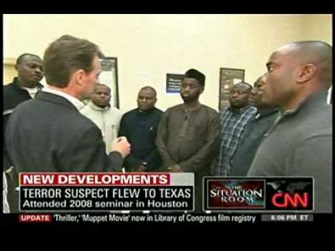 Nigerian bomber Umar Farouk Abdulmutallab visited Houston