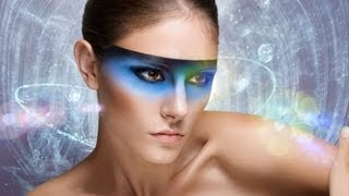 Super Hero / Mask Make-Up for Halloween & Fancy Dress   Shonagh Scott   ShowMe MakeUp
