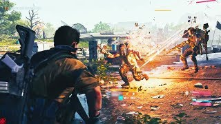 THE DIVISION 2 Gameplay (E3 2018)