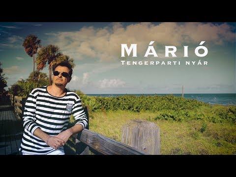 Márió, A Harmonikás - Tengerparti Nyár
