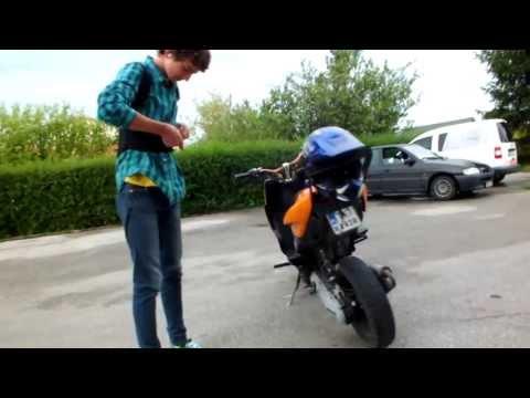 Summer Stunt Promo by Karolekk  Aerox