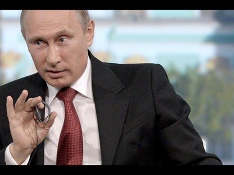 Путин  - Американцы нагадили, а нам убирать???