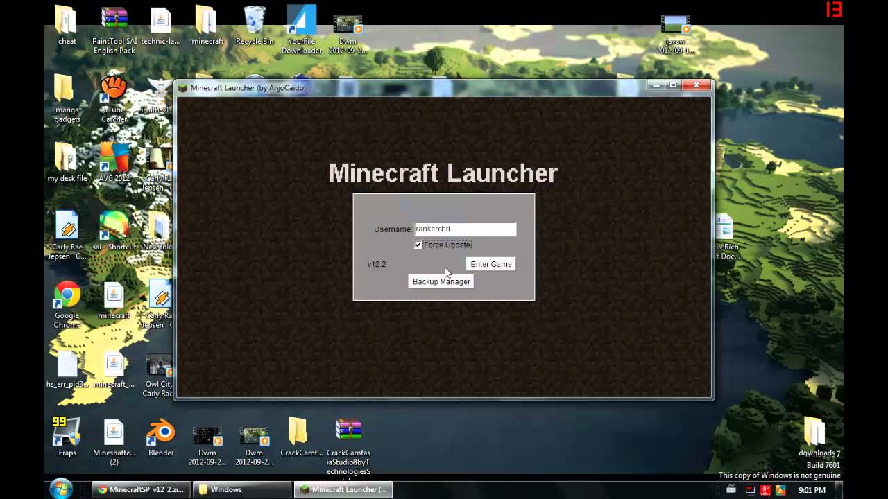 Minecraft Launcher - Free downloads and reviews - CNET ...