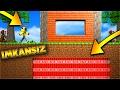 Lagu Minecraft'ta EN İYİ 10 İMKANSIZ TUZAKLAR!