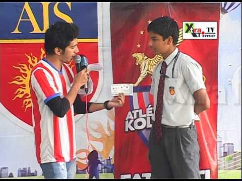Fatafati Football Quiz at the Asian International School