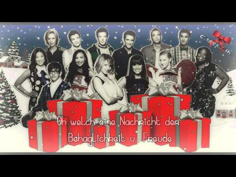 Glee Cast - God Rest Ye Merry Gentlemen