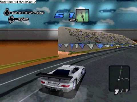 Need For Speed III: Hot Pursuit Toy Track