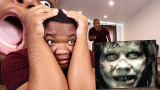 REACTING TO SCARY VIDEOS BECAUSE YOU TOLD ME TO