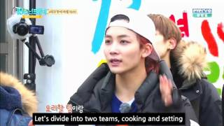 [ENG SUB][FULL] SEVENTEEN 'ONE FINE DAY' ep4 20160307