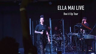 Download Lagu Ella Mai Performs 'Boo'd Up' w/ Fans , '10'000 Hours',' Trippin' + More Live | Boo'd Up Tour Gratis STAFABAND